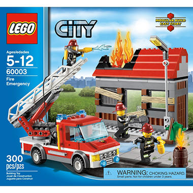LEGO� Fire Emergency