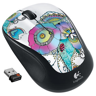 Logitech Wireless M325 Series Mouse - Various Colors