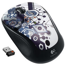 Logitech Wireless M325 Series Mouse - Fusion Party