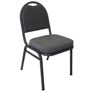 MGI - Commercial Quality Stack Banquet Chair, Pepper - 32 Pack