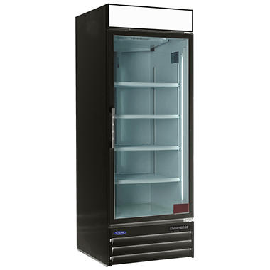 Nor-Lake® AdvantEDGE™ 1 Door Refrigerated Merchandiser