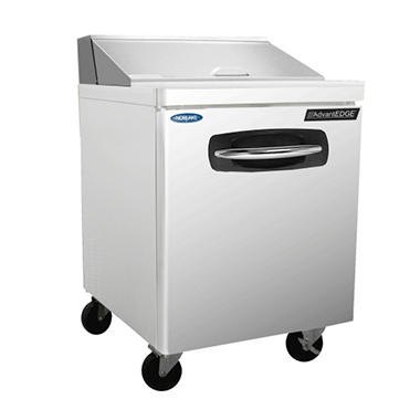 "Nor-Lake® AdvantEDGE™ 27 1/2"" Sandwich Prep Unit"