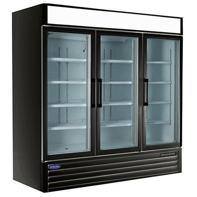 Nor-Lake AdvantEDGE 3 Door Refrigerated Merchandiser
