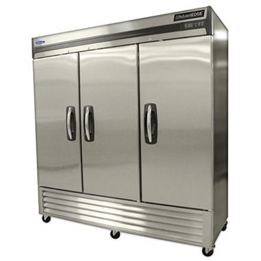 Nor-Lake® AdvantEDGE™ 3 Door Reach-in Freezer