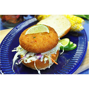 Ocean Caf? Cooked Crab Cakes (17 lb.)