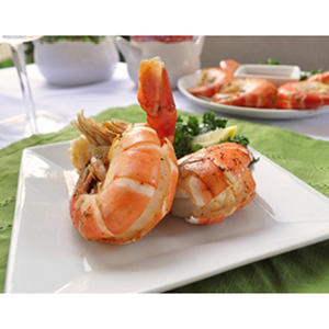 EZ Peel Jumbo Raw Shrimp - 20 lbs.