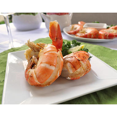 EZ Peel Jumbo Raw Shrimp (20 lb.) - Sam's Club