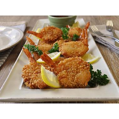 Ocean Café Jumbo, Breaded Butterfly Shrimp (12 lb.)