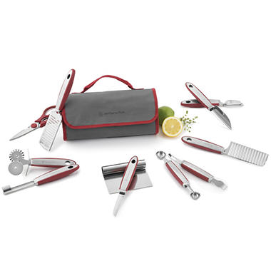 Wolfgang Puck 12 Piece Kitchen Prep Set - Various Colors
