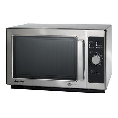 Amana Microwave, 1000 Watt, Dial Full