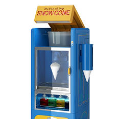 Authentic Throwback Appliance Company Deluxe Snow Cone Station