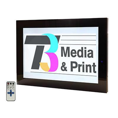 "19"" Plug & Play Flat Panel Digital Signage Wall Display"