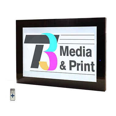 "40"" Plug & Play Flat Panel Digital Signage Wall Display"