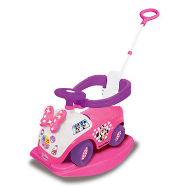 Light n' Sound Minnie 4-in-1 Activity Ride On