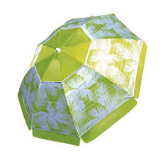 Lime Beach Umbrella