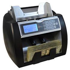 Royal Sovereign High Speed Bill Counter With Counterfeit Detection