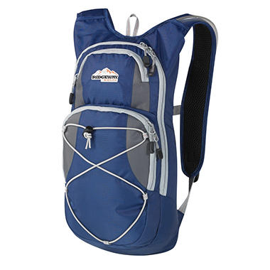 Ridgeway by Kelty 15 Liter Ultralight Hydration Pack - Blue