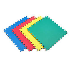 Norsk Reversible Foam Mats, Select Color - 4 Pack