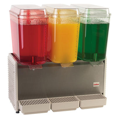 Grindmaster Crathco Cold Drink Machine - 3 Bowls