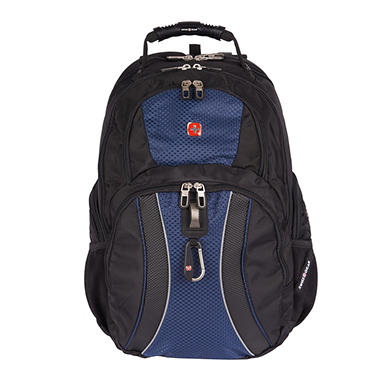 SwissGear ScanSmart Laptop Backpack - Blue