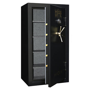 Mesa Safe All Steel Burglary & Fire Safe - 14.4 Cubic Feet