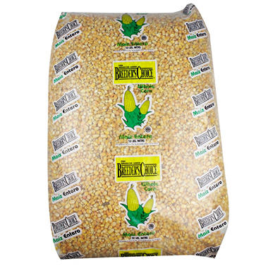 Breeders Choice Whole Corn - 50 lbs.