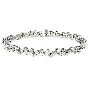 2 ct. t.w. Diamond Bracelet (G-H, I1)