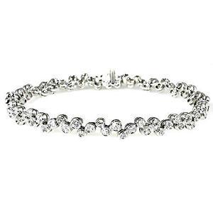 2 ct. t.w. Diamond Bracelet (G-H, I1)