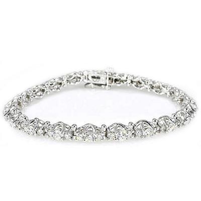 5 ct. t.w. Diamond Bracelet (G-H, I1)