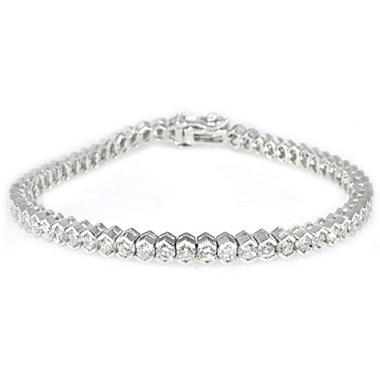 5 ct. t.w.Diamond Bracelet (G-H, I1)