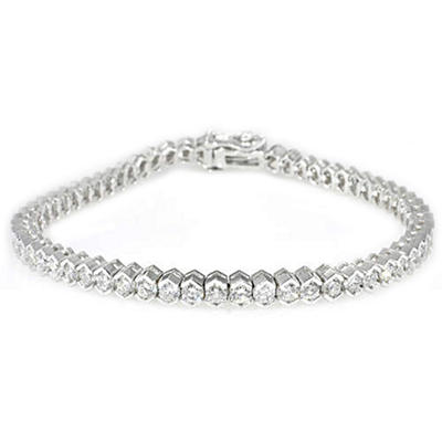 5 ct. t.w.Diamond Bracelet (G-H, I1)