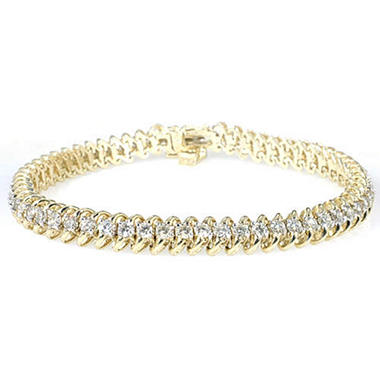 4 ct. t.w. Diamond Bracelet (G-H, I1)