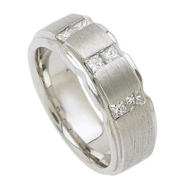.625 ct. t.w. Men's Diamond Band (G-H, I1)