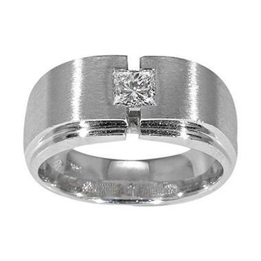 1/2 ct. Men's Diamond Ring (G-H, I1)