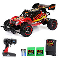 New Bright Full Function RC Intruder Buggy - 1:6 Scale Buggy - Red or Green