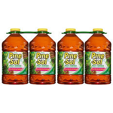Pine-Sol Multi-Surface Disinfectant, Pine Scent (4pk.,100oz.)