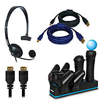 5-in-1 Essentials Kit - PS3