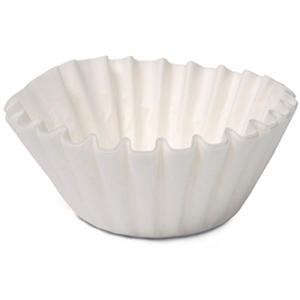 Brew Rite by Rockline Coffee Filters - 1.5 Gallon Urn Size - 500ct.