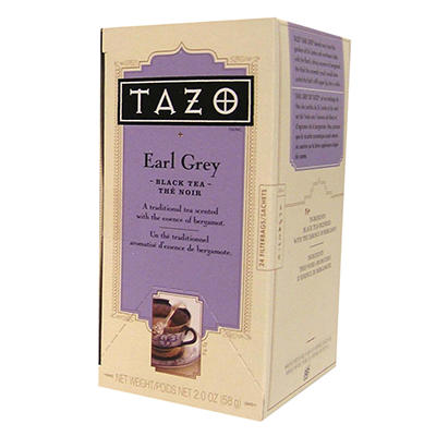 Tazo Tea Bags - Earl Grey - 24 ct. - 6 pk.