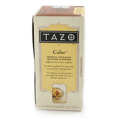 Tazo Tea Bags - Calming - 24 ct. - 6 pk.