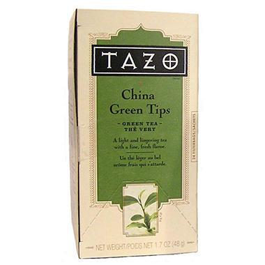 Tazo Tea Bags - China Green - 24 ct. - 6 pk.