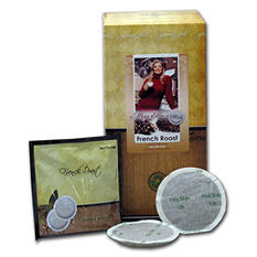 Miss Ellie's French Roast Coffee Pods  (108 ct.)
