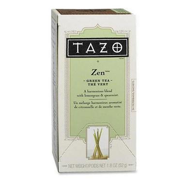 Tazo Tea Bags - Zen - 24 ct. - 6  pk.
