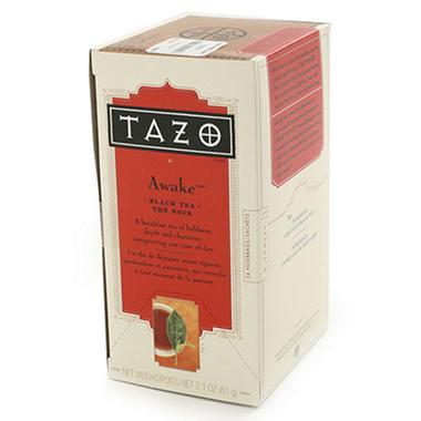 Tazo Tea Bags - Awake - 24 ct. - 6 pk.