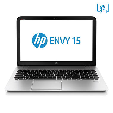 *$699 after $100 Tech Savings* HP ENVY 15-j107cl Touchscreen Laptop Computer, AMD A10-5750M, 12GB Memory, 1TB Hard Drive