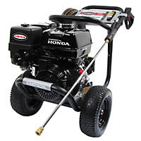 SIMPSON 4,200 PSI  Gas Pressure Washer - Powered by Honda