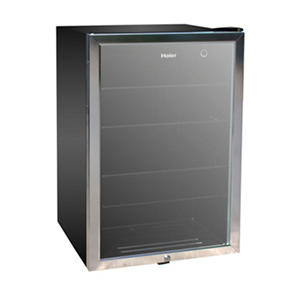 Haier 150-Can Beverage Cooler
