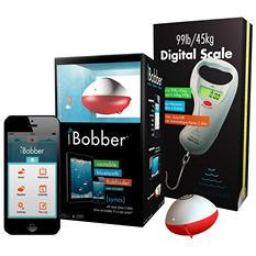 iBobber - Castable Bluetooth Smart Sonar Fishfinder and Scale Bundle