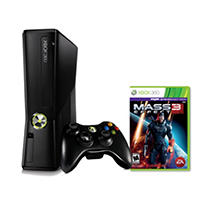 Xbox 360 250GB Console with Bonus Mass Effect 3