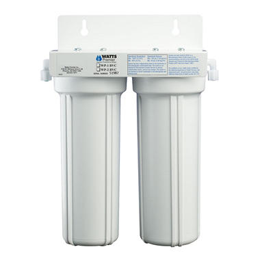 2-Stage Lead, Cyst & Chemical Reducing Water Filter